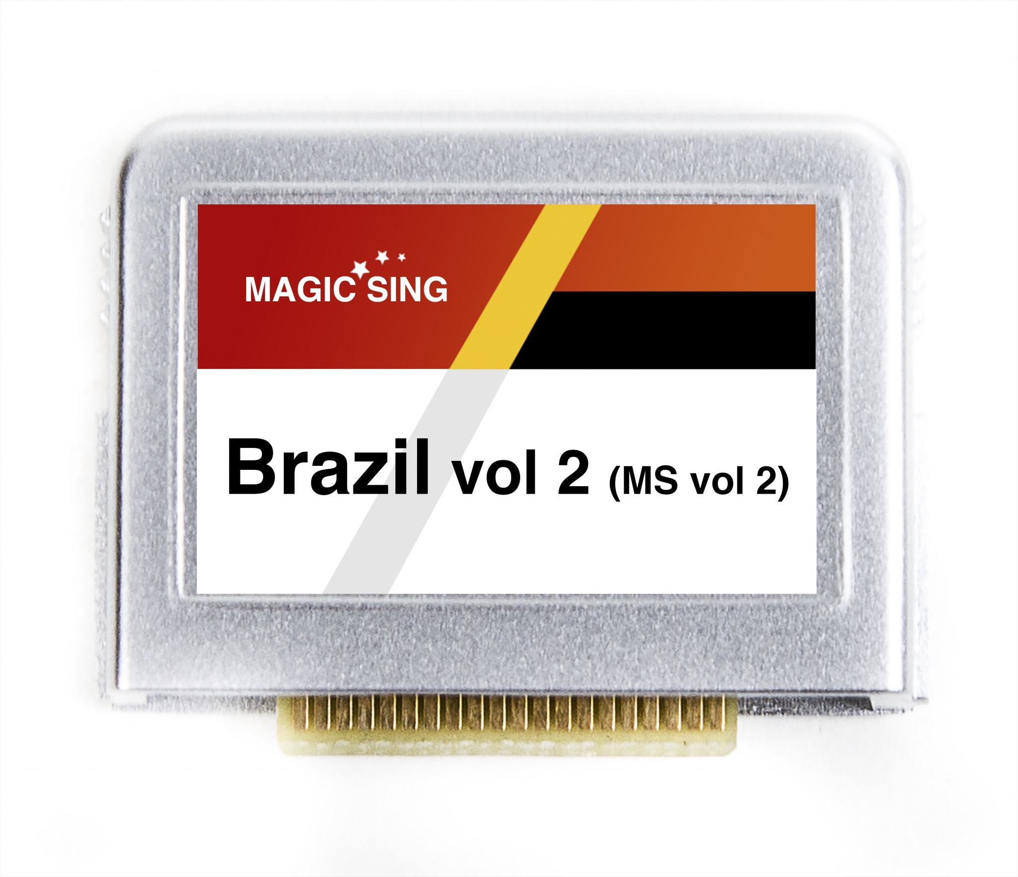 Brazil vol.2 (Brazilian)(MS vol.2) 150 songs