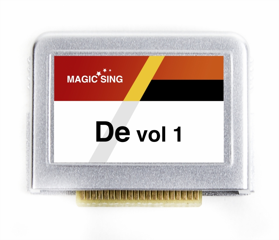 GERMAN songs VOL.1 (German) 155 SONGS