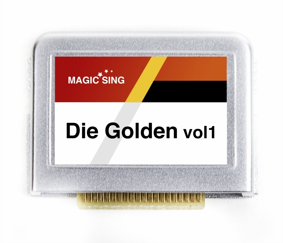 DIE GOLDENEN 40/50/60 Vol.1 (German) 205 Songs