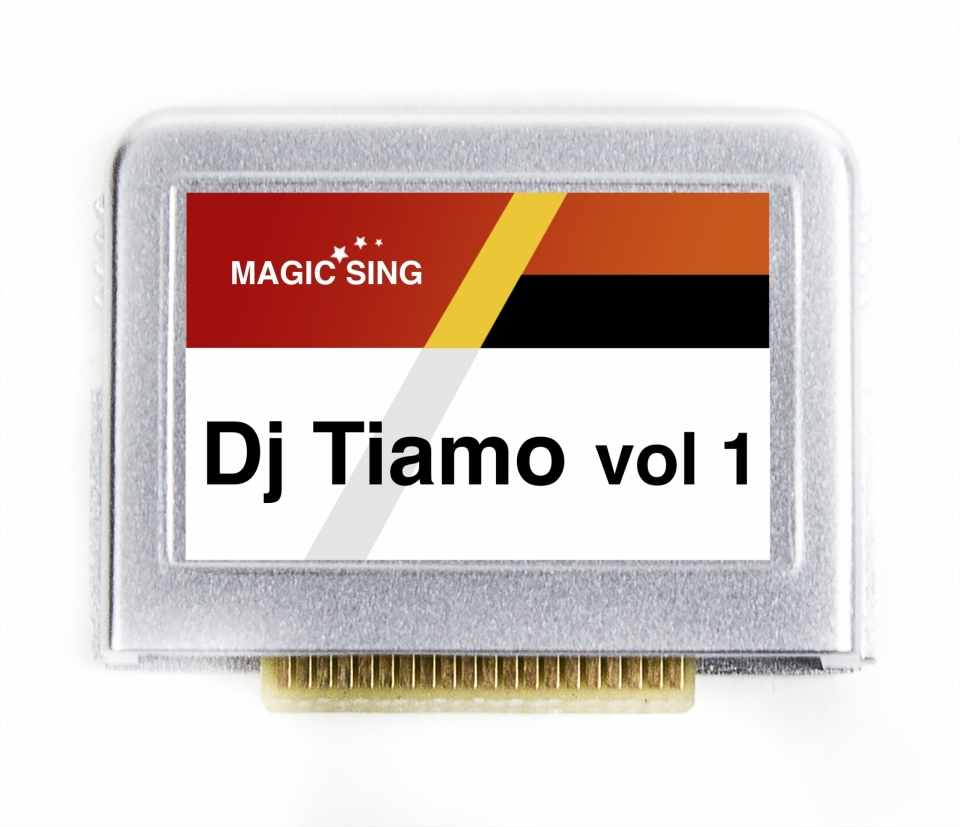 DJ TIAMO VOL.1 (GERMAN) 180 SONGS