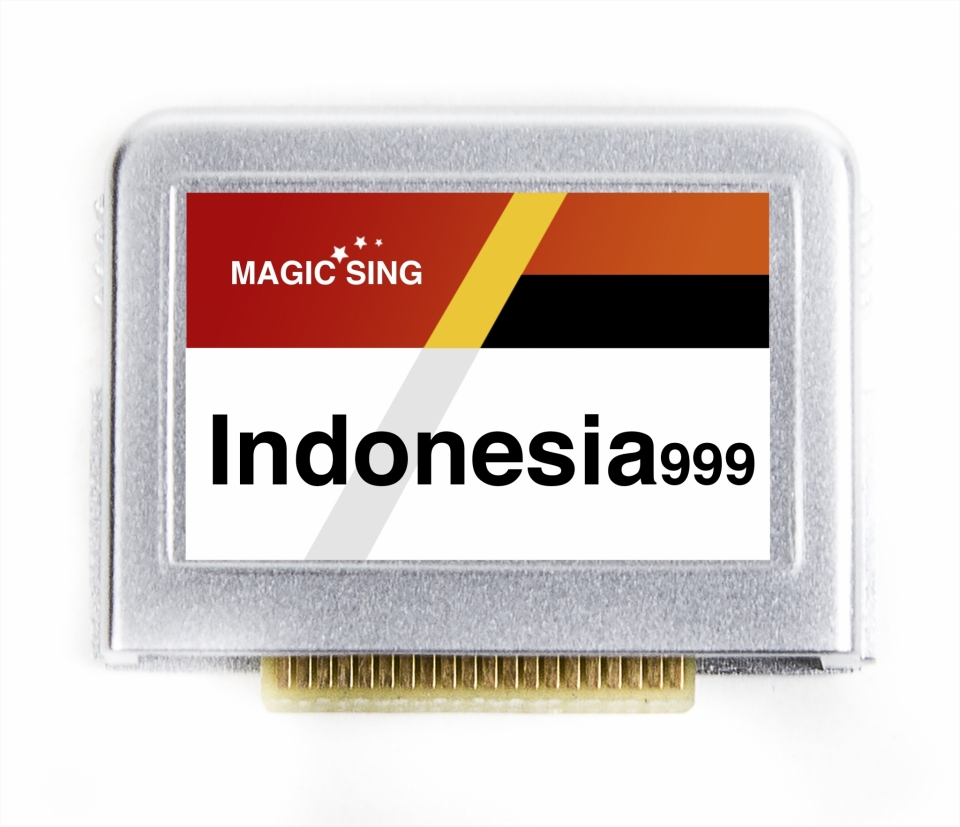 Indonesia999 (Indonesian) 999 songs