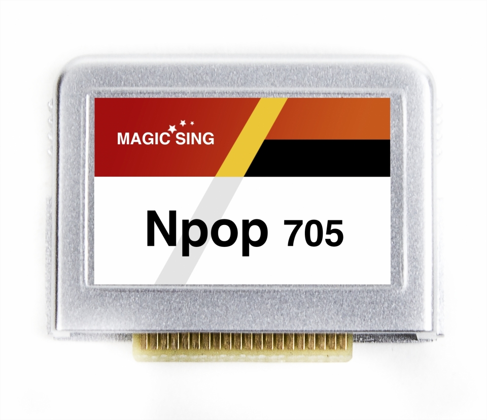 Npop 705 (English) 705 Songs