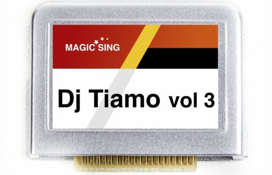 DJ TIAMO VOL.3 (GERMAN) 75 SONGS