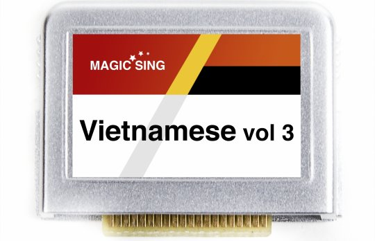 Vietnamese vol.3 (Vietnam) 734 songs